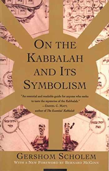 9780805210514-0805210512-On the Kabbalah and its Symbolism (Mysticism and Kabbalah)
