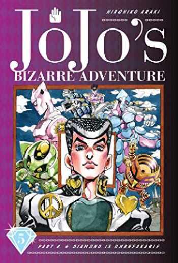 9781974708116-197470811X-JoJo's Bizarre Adventure: Part 4--Diamond Is Unbreakable, Vol. 5 (5)