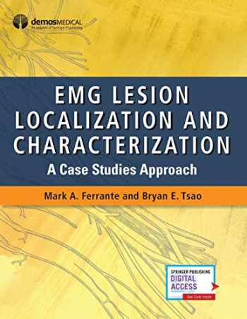 9780826148643-0826148646-EMG Lesion Localization and Characterization: A Case Studies Approach