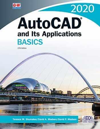 9781635638646-163563864X-AutoCAD and Its Applications Basics 2020