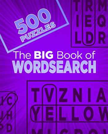 9781474817219-1474817211-The Big Book Of Wordsearchs (500 Puzzles)