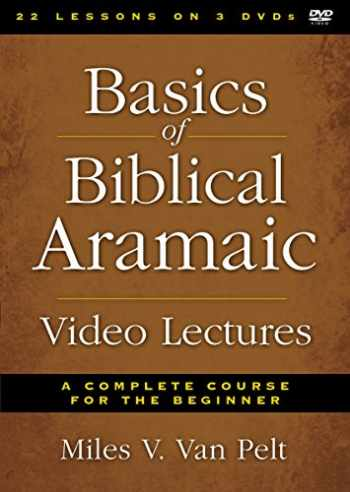 9780310520665-0310520665-Basics of Biblical Aramaic Video Lectures: A Complete Course for the Beginner