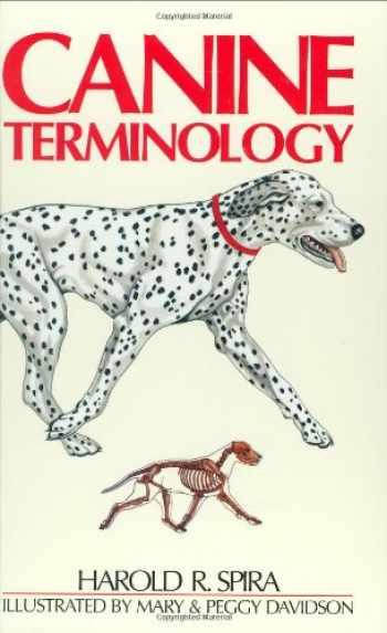 9781929242016-1929242018-Canine Terminology (Dogwise Classics)