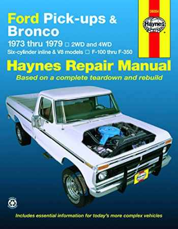 9780856967887-0856967882-Ford Pick-Up and Bronco, 1973-79