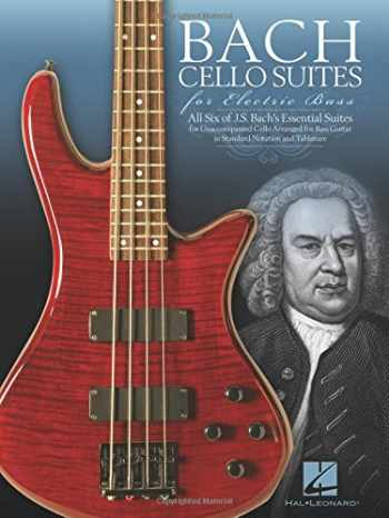 9781480361867-1480361860-Bach Cello Suites for Electric Bass (BASSE)