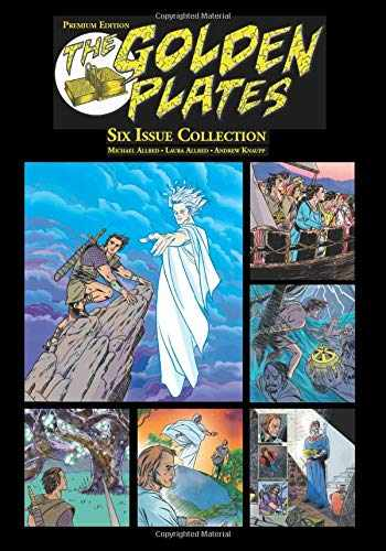 9781973106395-1973106396-The Golden Plates: Premium Edition: Six Issue Collection