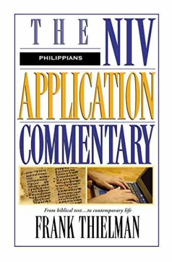 9780310493006-0310493005-Philippians: The NIV Application Commentary