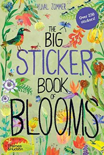 9780500652299-0500652295-The Big Sticker Book of Blooms (The Big Book Series)