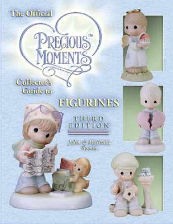 9781574325690-1574325698-The Official Precious Moments Collector's Guide to Figurines, 3rd Edition