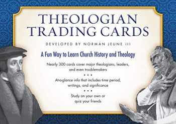 9780310328582-0310328586-Theologian Trading Cards