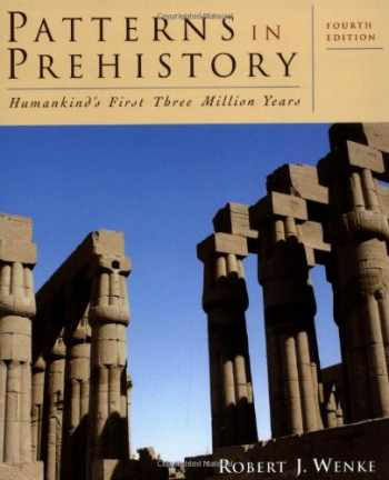 9780195085723-0195085728-Patterns in Prehistory: Humankind's First Three Million Years