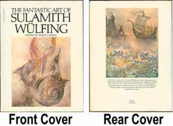 9780553011357-0553011359-The Fantastic Art of Sulamith Wulfing