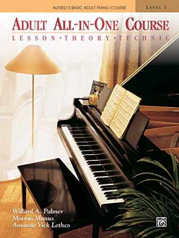 9780882848181-0882848186-Adult All-In-One Course: Lesson-Theory-Technic: Level 1