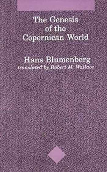 9780262521444-026252144X-The Genesis of the Copernican World (Studies in Contemporary German Social Thought)