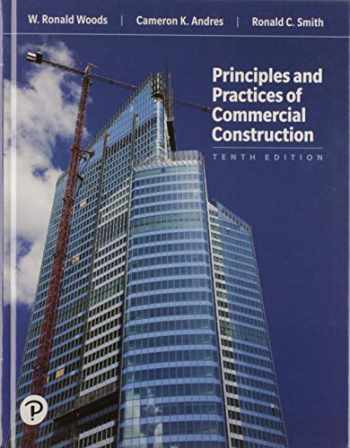 9780134704661-0134704665-Principles and Practices of Commercial Construction (10th Edition) (What's New in Trades & Technology)