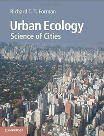 9780521188241-0521188245-Urban Ecology: Science Of Cities