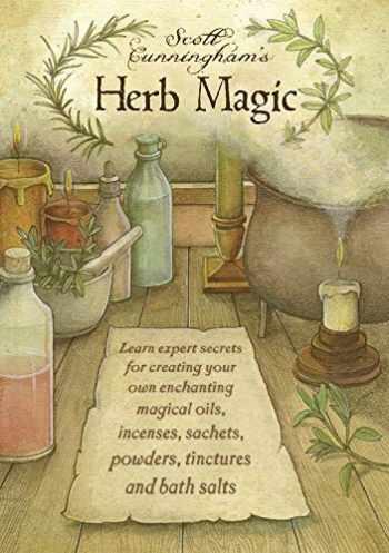 9780738722832-0738722839-Scott Cunningham's Herb Magic DVD