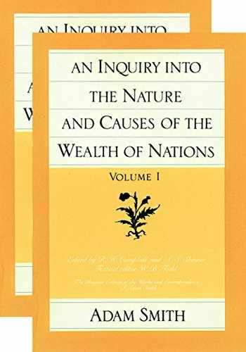 9780865970083-0865970084-An Inquiry into the Nature and Causes of the Wealth of Nations (The Glasgow Edition of the Works & Correspondence of Adam Smith) Vol. 1 & 2