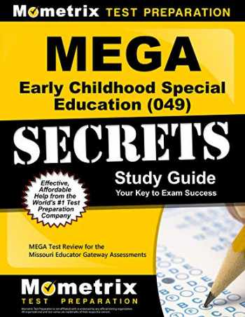 9781630949518-1630949515-MEGA Early Childhood Special Education (049) Secrets Study Guide: MEGA Test Review for the Missouri Educator Gateway Assessments