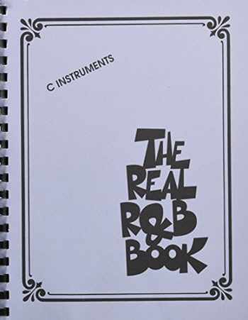 9781458416940-1458416941-The Real R&B Book: C Instruments (Real Books)