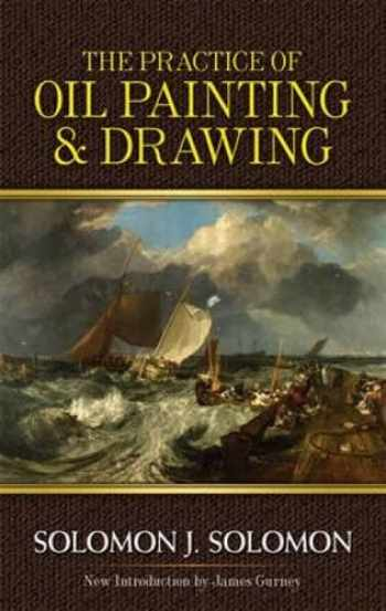 9780486483580-0486483584-The Practice of Oil Painting and Drawing (Dover Art Instruction)