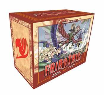 9781632368850-1632368854-FAIRY TAIL Manga Box Set 1