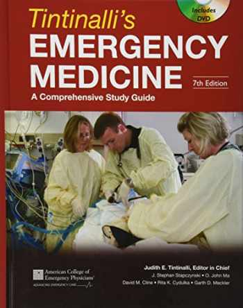 9780071484800-0071484809-Tintinalli's Emergency Medicine: A Comprehensive Study Guide, Seventh Edition (Book and DVD) (Emergency Medicine (Tintinalli))