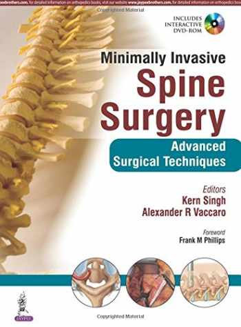 9789351524939-9351524930-Minimally Invasive Spine Surgery: Advanced Surgical Techniques