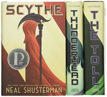 9781534461536-1534461531-The Arc of a Scythe Trilogy: Scythe; Thunderhead; The Toll