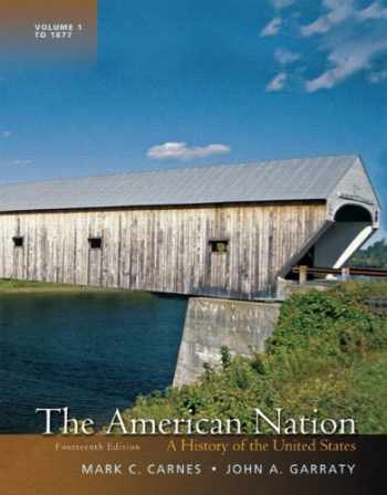 9780205790425-0205790429-The American Nation: A History of the United States, Volume 1 (14th Edition)