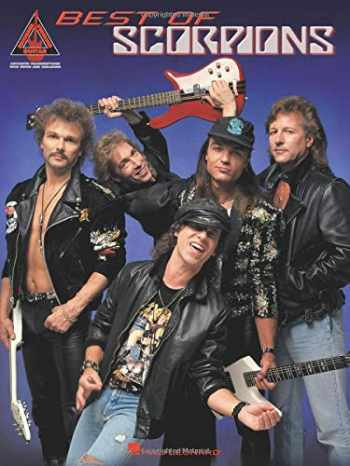 9780634046940-0634046942-Best of Scorpions (Guitar Recorded Versions)