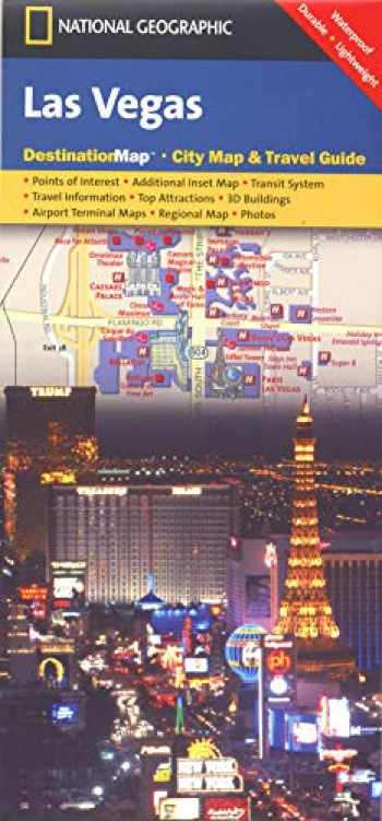 9781597751926-1597751928-Las Vegas (National Geographic Destination City Map)