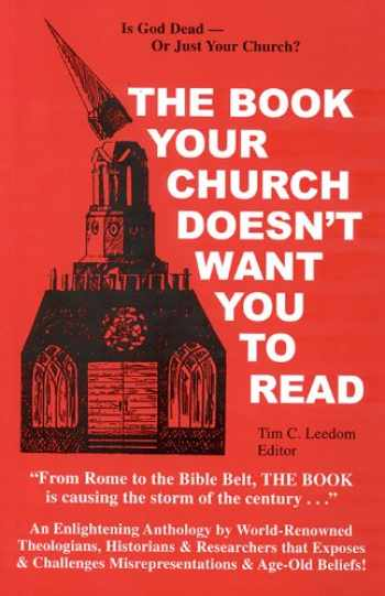 9780939040155-0939040158-The Book Your Church Doesn't Want You to Read