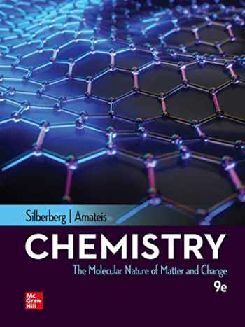 9781260477405-1260477401-Loose Leaf for Chemistry: The Molecular Nature of Matter and Change