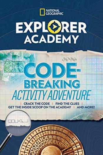 9781426333071-1426333072-Explorer Academy Codebreaking Activity Adventure
