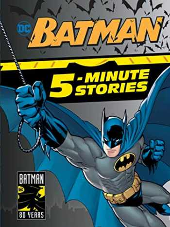 9780593123522-0593123522-Batman 5-Minute Stories (DC Batman)