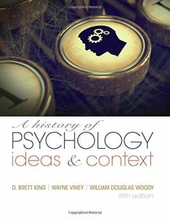 9780205963041-0205963048-A History of Psychology: Ideas & Context (5th Edition)