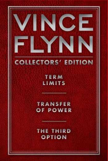 9781451629392-1451629397-Vince Flynn Collectors' Edition #1: Term Limits, Transfer of Power, and The Third Option