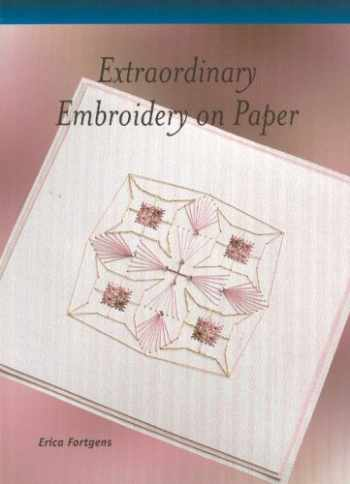 9789021337838-9021337835-Extraordinary Embroidery on Paper