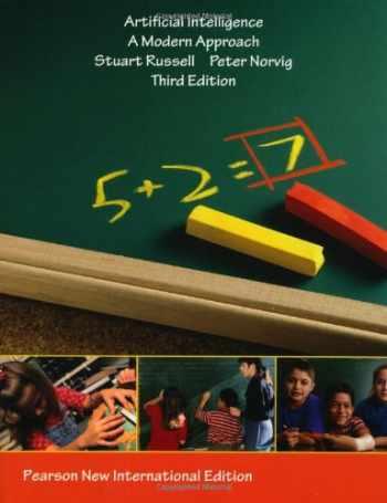 9781292024202-1292024208-Artificial Intelligence: Pearson New International Edition: A Modern Approach
