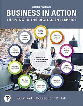 9780135206270-0135206278-MyLab Intro to Business with Pearson eText -- Access Card -- for Business in Action (9th Edition)