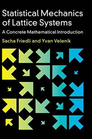 9781107184824-1107184827-Statistical Mechanics of Lattice Systems: A Concrete Mathematical Introduction
