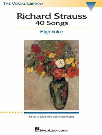 9780793529353-0793529352-Richard Strauss: 40 Songs: The Vocal Library