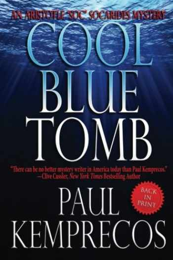 """9780615819532-0615819532-Cool Blue Tomb (Aristotle """"Soc"""" Socarides) (Volume 1)"""