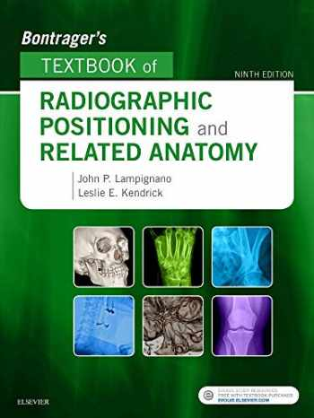 9780323399661-0323399665-Bontrager's Textbook of Radiographic Positioning and Related Anatomy