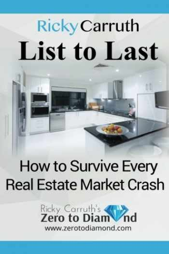 9781973784340-1973784343-List to Last: How to Survive Every Real Estate Market Crash