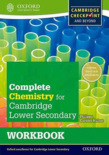 9780198390190-019839019X-Complete Chemistry for Cambridge Secondary 1 Workbook: For Cambridge Checkpoint and beyond (CIE Checkpoint)