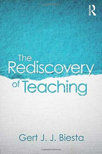 9781138670709-1138670707-The Rediscovery of Teaching