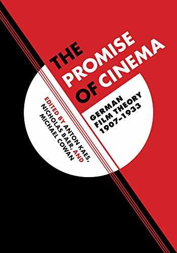 9780520219083-0520219082-The Promise of Cinema: German Film Theory, 1907–1933 (Volume 49) (Weimar and Now: German Cultural Criticism)