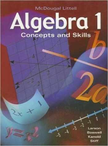 9780618078752-0618078754-Algebra 1: Concepts and Skills: Resources in Spanish (Spanish Edition)